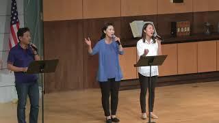 창립 20주년 기념 선교 부흥회 1