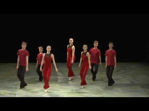 """""""Foli"""" (afrikanisches Klangkunstprojekt) beim Grossen Deutschen Ballettwettbewerb 1. Platz 2017"""