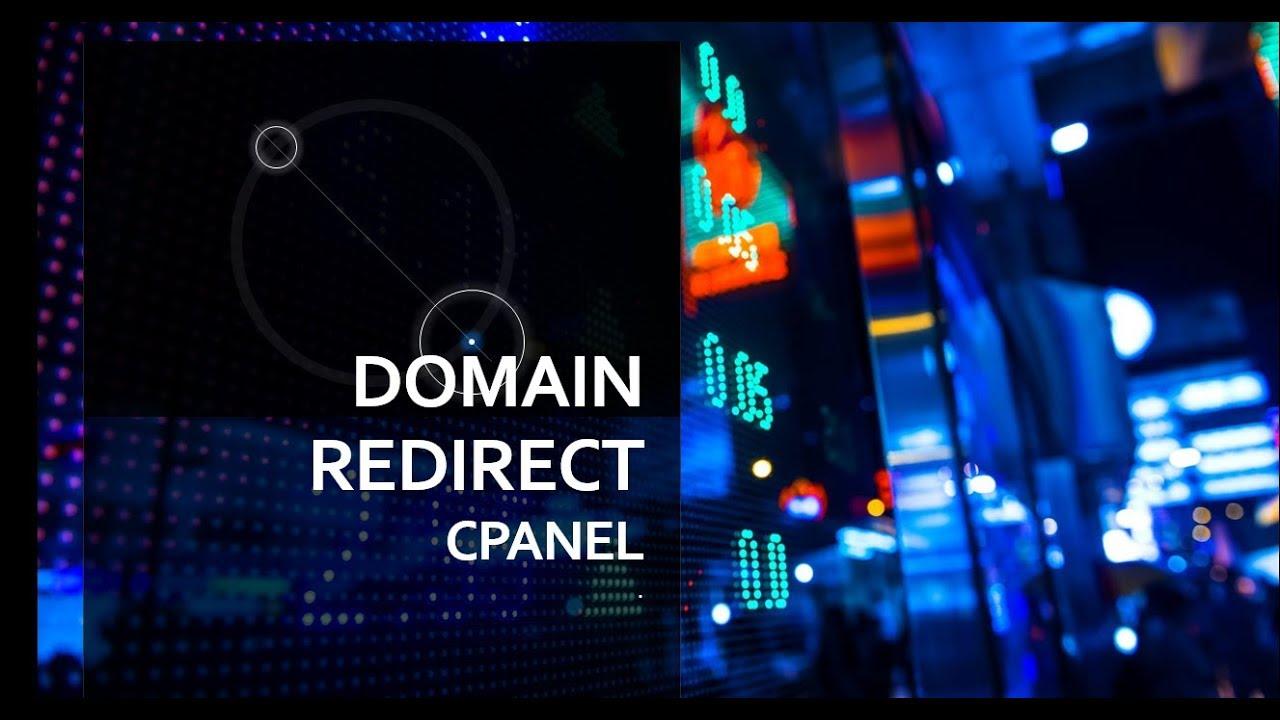 Domain Redirect   Cpanel Tutorial   Bangla