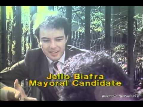 Jello Biafra for mayor