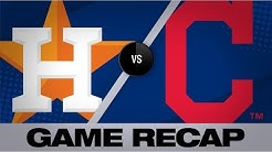 Astros shut down Indians in 2-0 victory | Astros-Indians Game Highlights 7/30/19