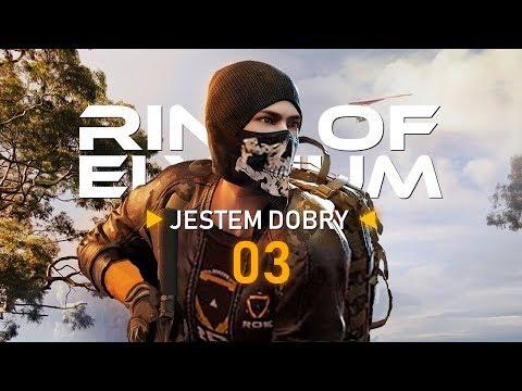 JESTEM DOBRY - Ring of Elysium (PL) #3 (Gameplay PL)