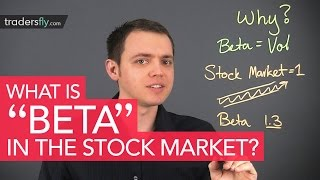 """What is """"Beta"""" [Stock Market Terms] + How to Use it for Trading Decisions"""
