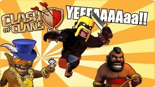 Clash of clans - i See bLAck PpL Again!!!