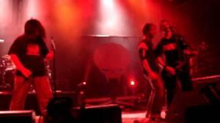 gurD - WARMACHINE live @ Z7 Pratteln