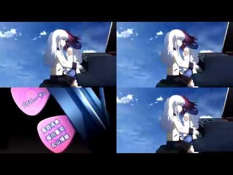 【主題曲比較】Angel Beats! OP (2~5話)