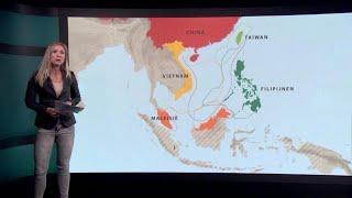Geld, geld, geld: ruzie om de Zuid-Chinese Zee - RTL Z NIEUWS