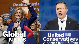 Alberta Election 2019 FULL results special