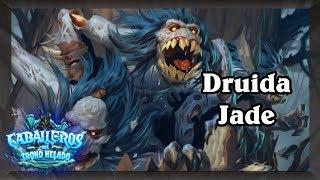 El mazo más odiado: Druida Jade [Hearthstone]
