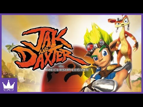 Twitch Livestream | Jak and Daxter: The Precursor Legacy Full Playthrough [PS2/PS3]