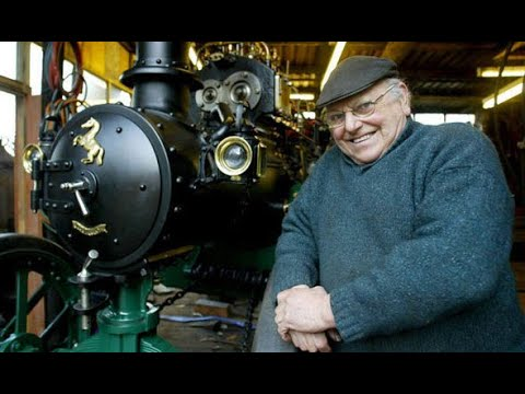 Presenter Fred Dibnah's home and heritage centre sets off for auction