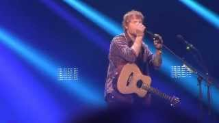 "Ed Sheeran- ""Don't / Loyal / No Diggity"" (720p) Live @ IHeartRadio Fest 2014"