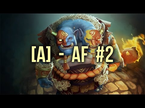 Alliance vs AF The Summit 5 Qualifiers Semi Final LB Game 2 Dota 2