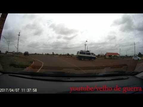 Fronteira Brasil X Guyana abril 2017 #vídeo1de4