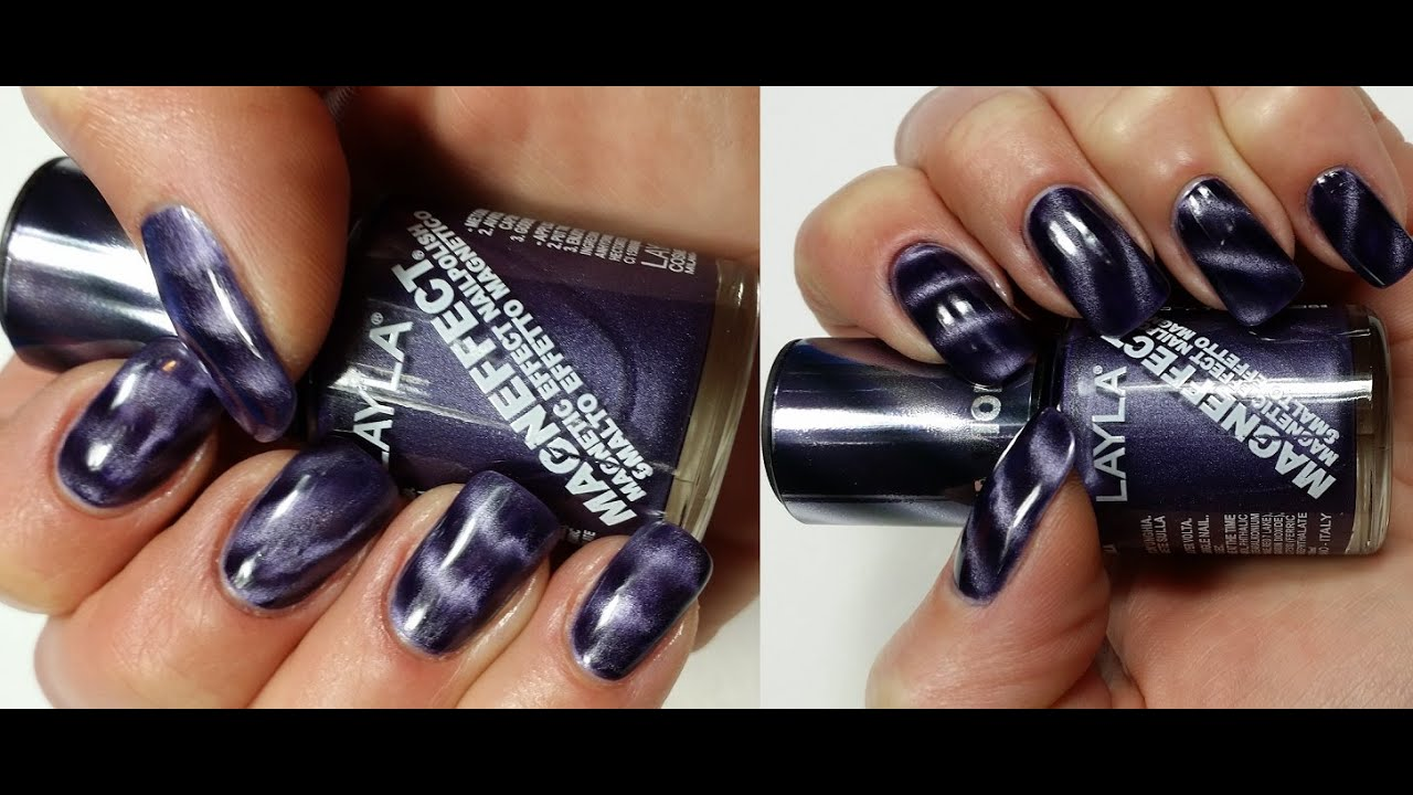 Magnet Manicure, Magnet Nail Polish Tips And Tricks - YouTube