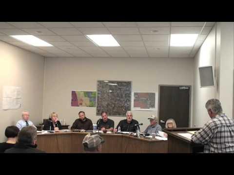 2016 05 02 Dayton Town Council Meeting