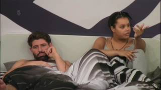 Big Brother 2016 Hilarious Pancake argument