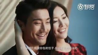 [eng sub] Siwon and Liu Wen - Behind the scenes of H Chinese New Year 2016