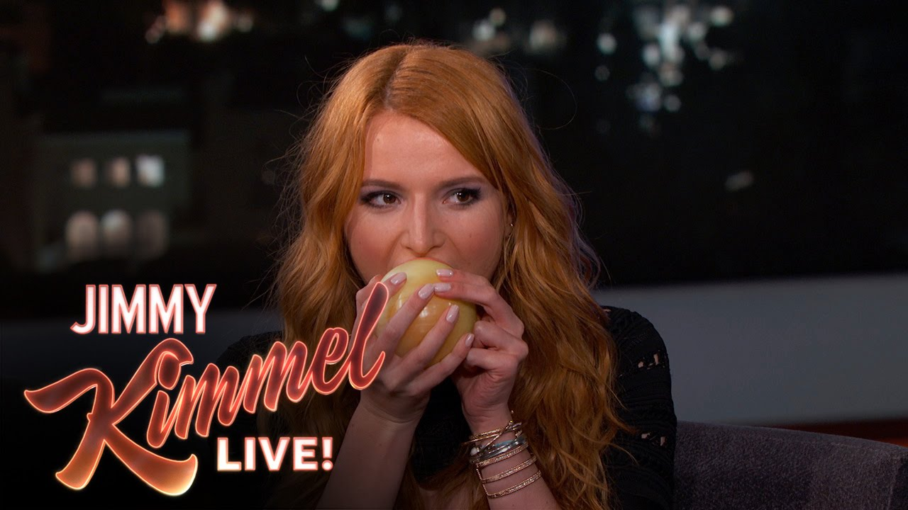 Bella Thorne Tells Guys Not To Eat This One Thing Before A Kissing Scene