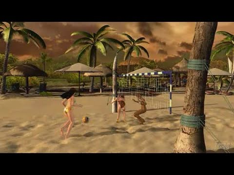 Dead Or Alive Xtreme 2 Xbox 360 Review - Video Review (HD)