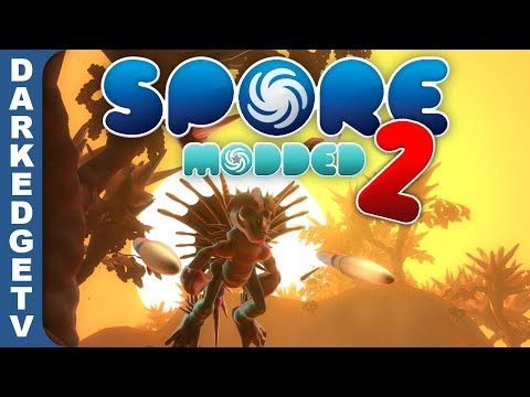 LP Modded Spore - Crashin' Thrashin' Creature Stage (again) [S2E02]