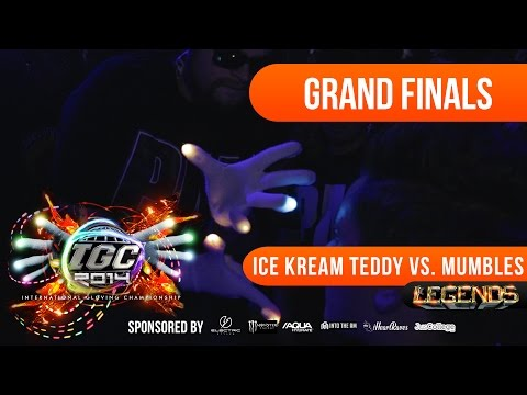 [IGC 2014] Ice Kream Teddy vs Mumbles - Grand Finals [EmazingLights.com]