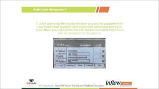How to Set Up ShoreTel Extension Assignments