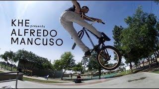 BMX - Alfredo Mancuso KHE Bikes Edit 2014