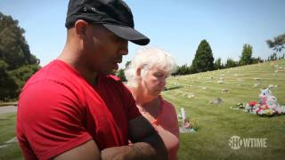 Returning to his family home in Hayward California, boxer Andre Ward looks back on his late father Frank Ward who inspired and trained him to become a ...