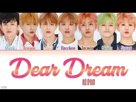 NCT DREAM (엔시티 드림) - 'Dear DREAM' LYRICS [HAN|ROM|ENG COLOR CODED LYRICS]