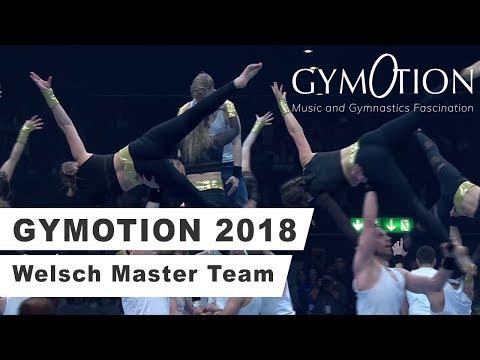 Welsch Master Team - Gymotion 2018