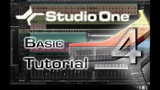 Studio One 4 and 4.5 - Full Tutorial for Beginners in 15 MINS!! [+ Overview]