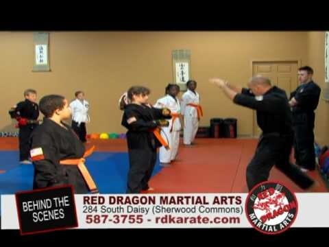 Behind the Scenes: Red Dragon Martial Arts Center