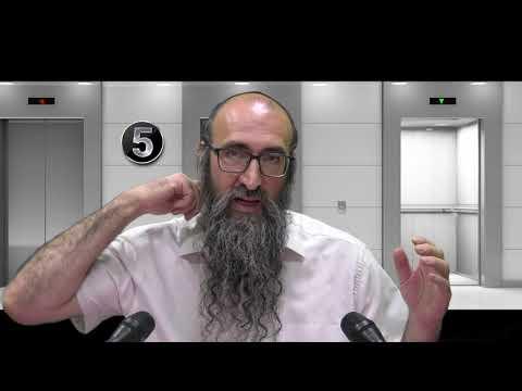 Le 5eme ETAGE, Episode 9 - Le cinquieme Element ! - Rav Itshak Peretz