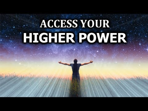 Use This VISUALIZATION PROCESS to CONNECT With Your HIGHER POWER &  RESOLVE ANYTHING In Your LIfe!