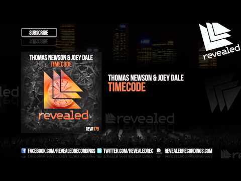 Thomas on & Joey Dale  Timecode OUT NOW!