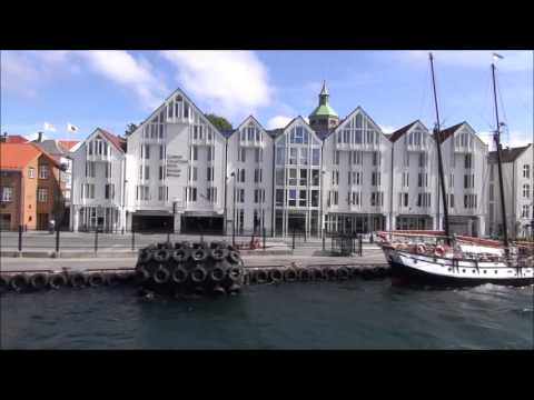 Stavanger city - Norway HD