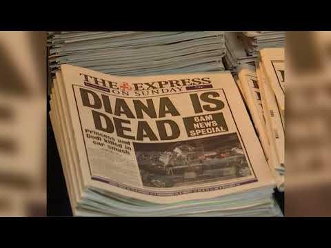 """Princeshë Diana """"argëton"""" botën edhe 20 vite nga vdekja - Top Channel Albania - News - Lajme"""