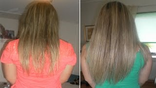 The Inversion Method♥ (Extremely Fast Hair Growth)