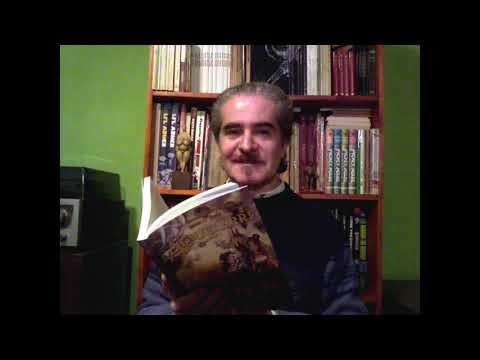 """Claudio Díaz recomienda """"SAGA AQUELARRE"""" en su ciclo """"UNA HISTORIA DE LA FANTASÍA"""""""