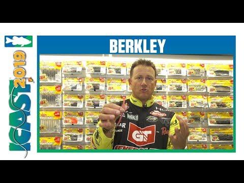 Berkley PowerBait Straight Money With Skeet Reese | ICast 2019