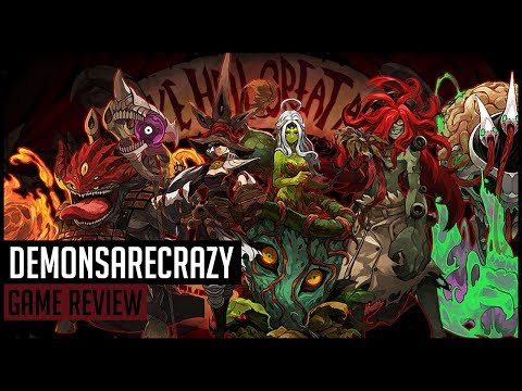 DemonsAreCrazy Review