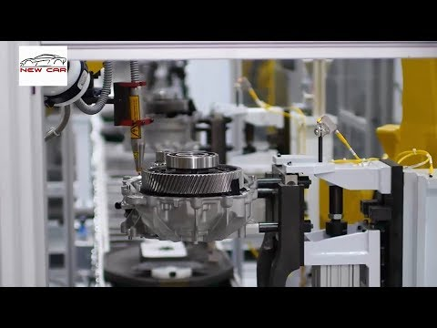 Tesla automobile engine factory | NEW CAR