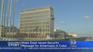 CBS News's Steve Dorsey Talks Private Citizens & Sonic Attacks In Cuba thumbnail