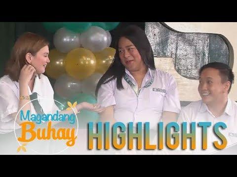 Magandang Buhay: Patty Yap, Kevin Samson and Angelica Panganiban † s friendship