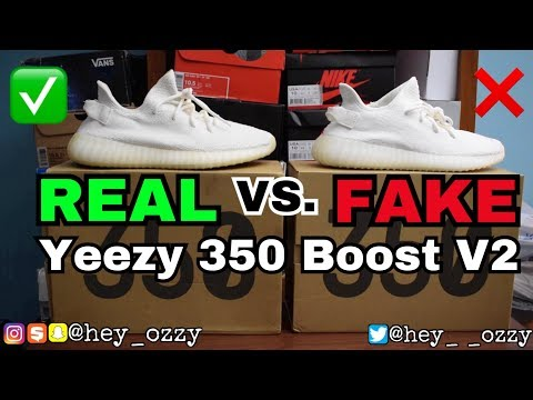 9f2a755d9 Exclusive PRE RELEASE Adidas YEEZY BOOST 350 V2 TRIPLE WHITE CREAM ...