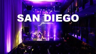 BAND LEARNS ITALIAN IN SAN DIEGO | DRUMMER ON TOUR VLOG