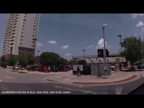 Midtown Oklahoma City to Bricktown & Oklahoma City National Memorial & Museum 2015-07-05
