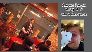 I share why I like Magic! Aaron Jones Magic, Japan, Tech, Geek Stuf...
