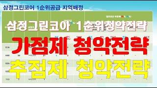 동탄역 그린코어 더베스트 1순위 청약전략